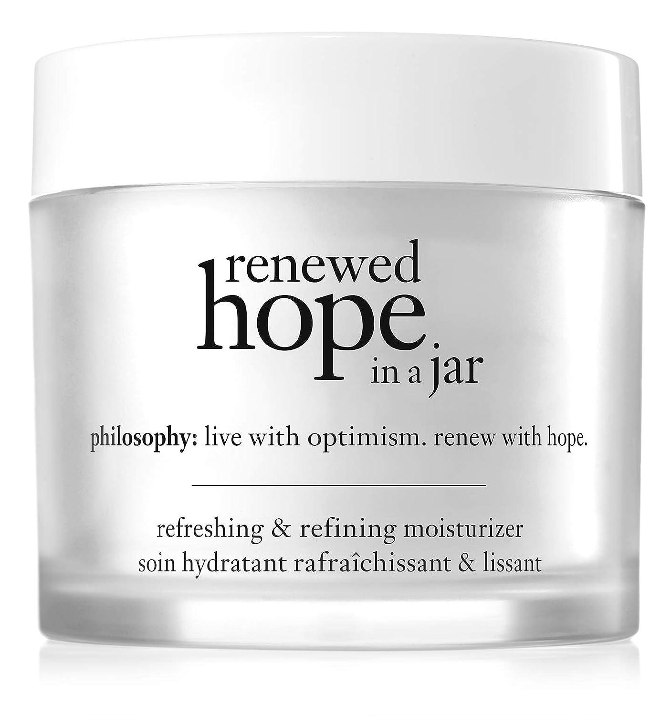 philosophy renewed hope in a jar moisturizer 2 oz