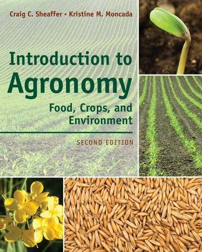 Intro.To Agronomy:Food,Crops+Environ.
