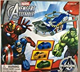 Marvel Avengers Assemble Electric Racing Cars With Track