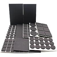 186 almohadillas de goma con diseño antideslizante