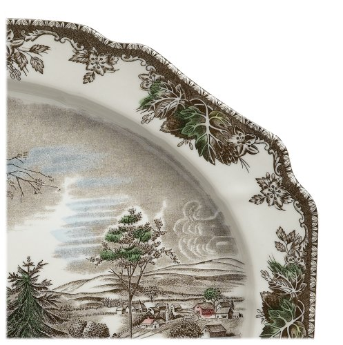Johnson Brothers Friendly Village 19.5-Inch Turkey Platter by Johnson Brothers (Image #2)
