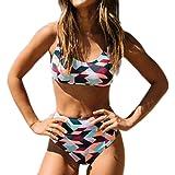 Besde Women Bikini Set Push-up Padded Swim Suit Beach Wear Bathing Suits Bandage Monokini