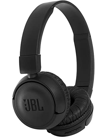 JBL T450BT Cuffie Sovraurali Bluetooth Cuffie On Ear Wireless con Microfono  e Comandi su Padiglione JBL 555586106760