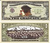 Graduation $Million Dollar$ Novelty Bill Collectible