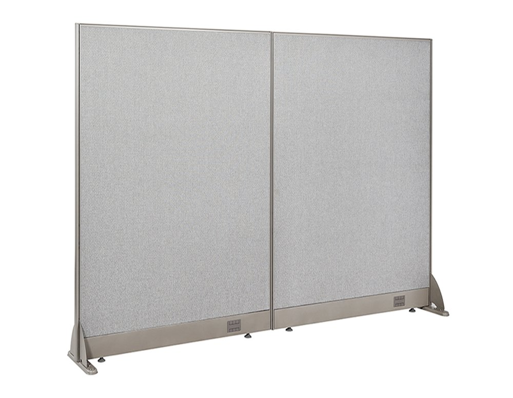 GOF Office Freestanding Partition (60W x 48H)