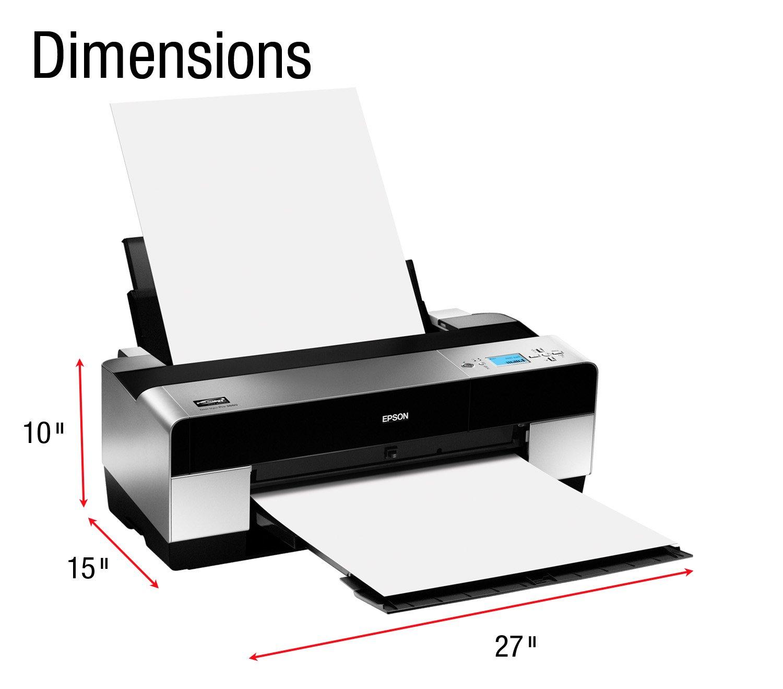Epson Stylus Pro 3880 Impresora de inyección de Tinta Color 2880 x ...