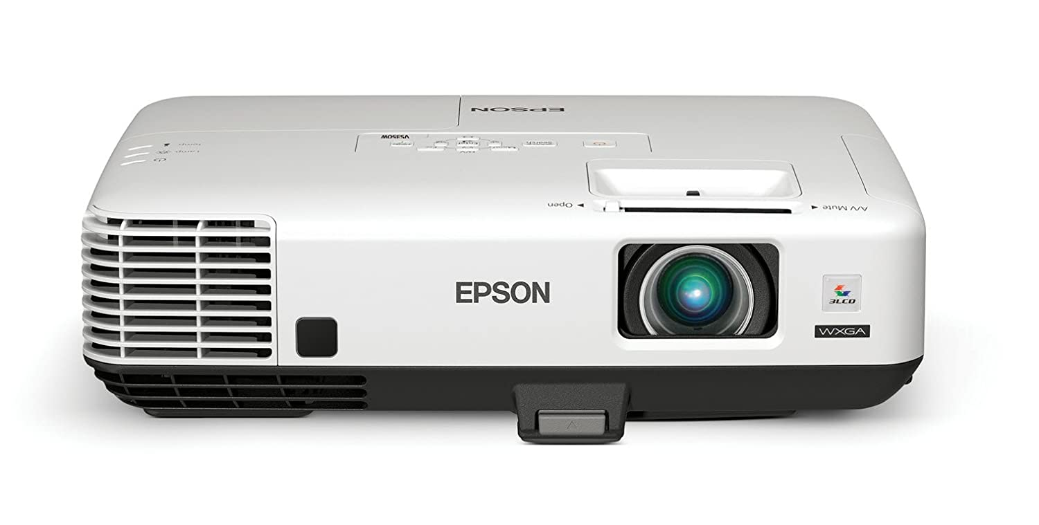 Epson VS350W Widescreen Business Projector (WXGA Resolution 1280x800) (V11H406020)