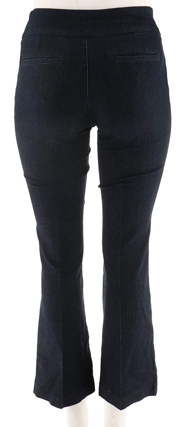 Denim /& Co How Smooth Pull On Bootcut Trouser A269692