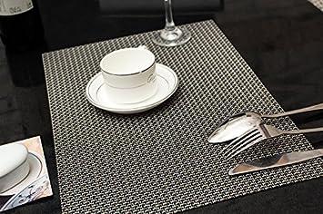 Amazon.com: Lycium PVC Insulation Heat Insulation Stain-resistant ...