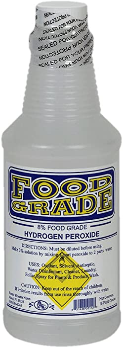 Updated 2021 – Top 10 35 Food Grade Hydrogen Peroxide