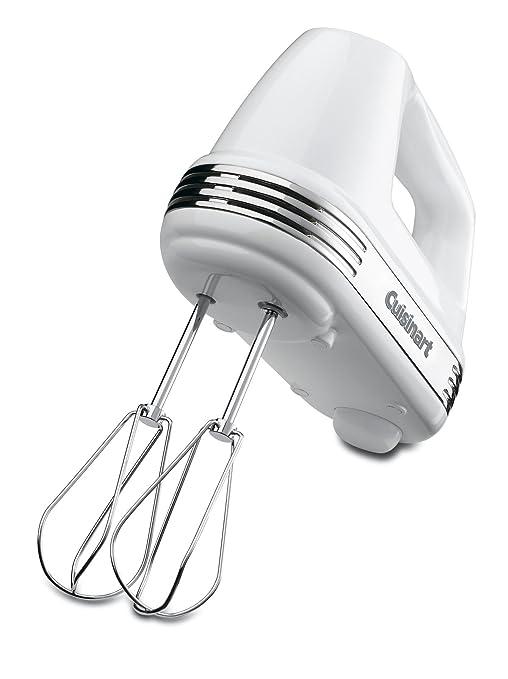 Amazon Com Cuisinart Hm 50 Power Advantage 5 Speed Hand Mixer