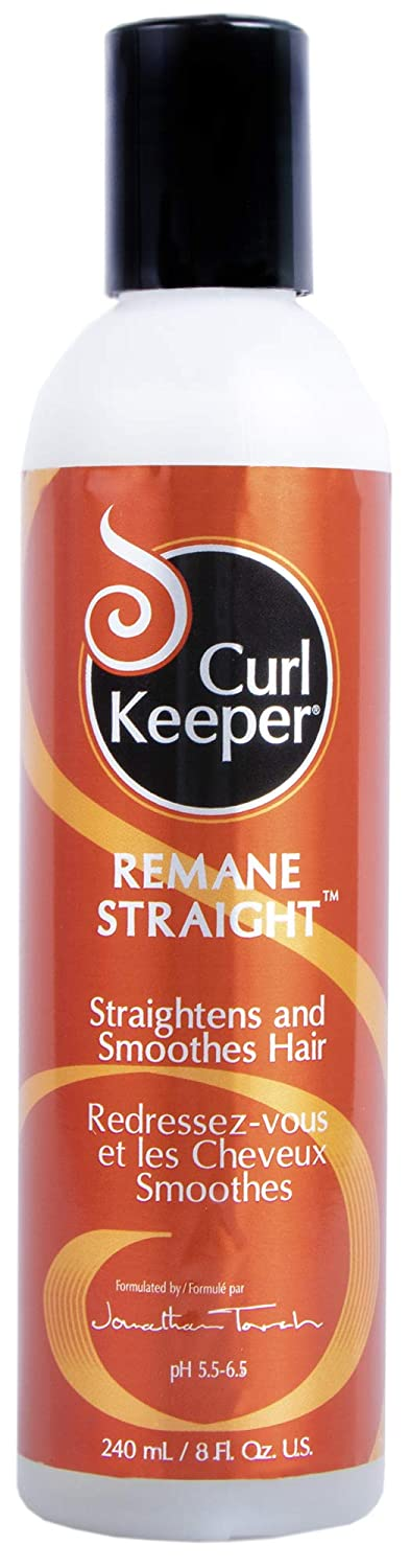 Curly Hair Solutions - Curl Keeper ReMane Straight 8oz/240ml 2260