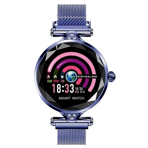 Miya System Ltd Miya H1 - Smartwatch de 1,04 Pulgadas, IP67 ...