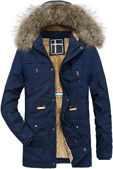 hiver manteau homme avec grand col
