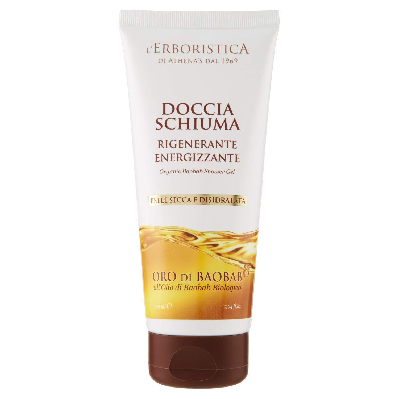 Athena'S Oro Di Baobab Gel Doccia - 200 Ml 009