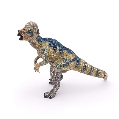 Papo The Dinosaur Figure, Baby Pachycephalosaurus: Toys & Games