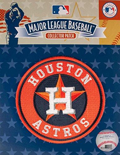 Astros Houston Jacket (Houston Astros Home Collectors Patch)