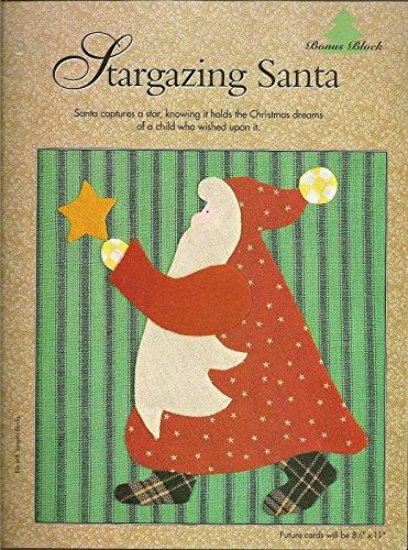 Stargazing Santa // Pretty Poinsettia (Craft Book) -
