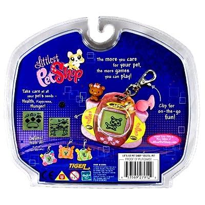 Hasbro Littlest Pet Shop Digital Care for Me - Corgi Dog: Toys & Games