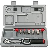京都機械工具(KTC) デジタルトルクレンチセット デジラチェ TB306WG2 差込角:9.5mm 6点組 1セット