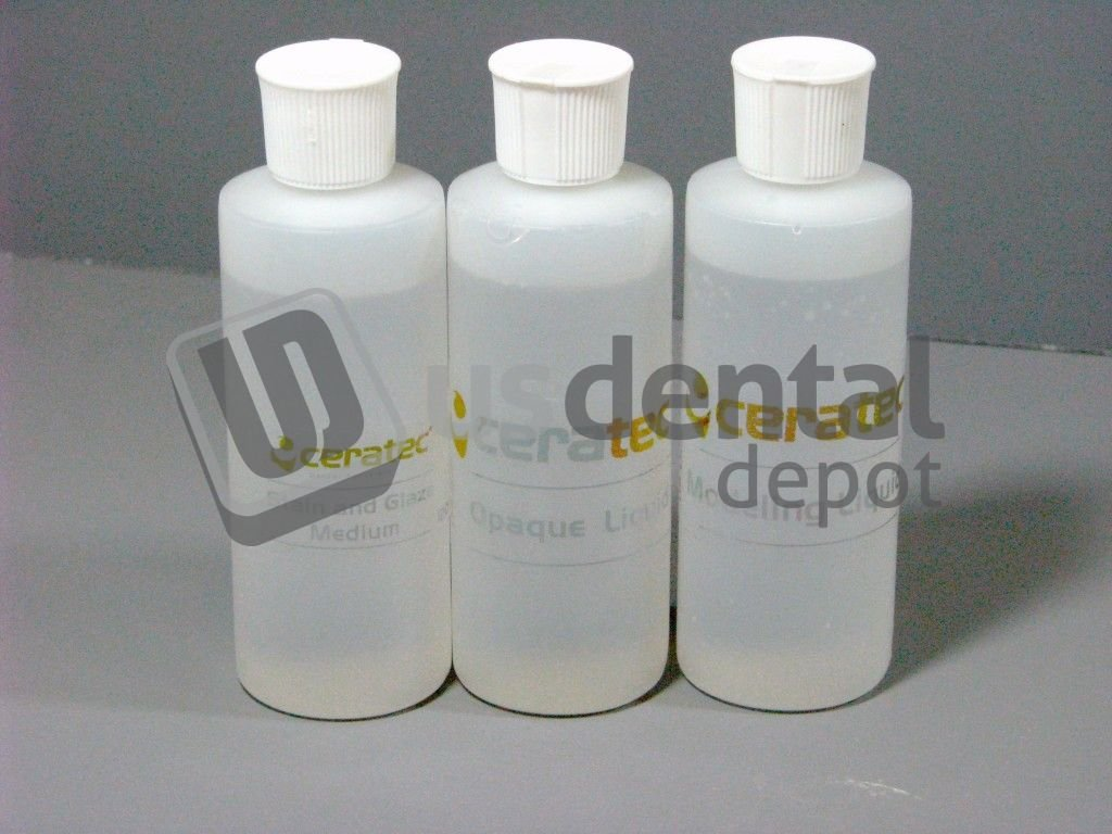 CERATEC Opaque Paste Liquid 120ml - only - Porecelana CERATEC -CL- [ Ceratec Porcelain - Looking for dealers world wide - www.ceratecporcelain.com - best prices and technical 101425 DENMED Wholesale