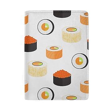 Linda Comida Sabrosa Bloqueo de Sushi Imprimir Funda para ...