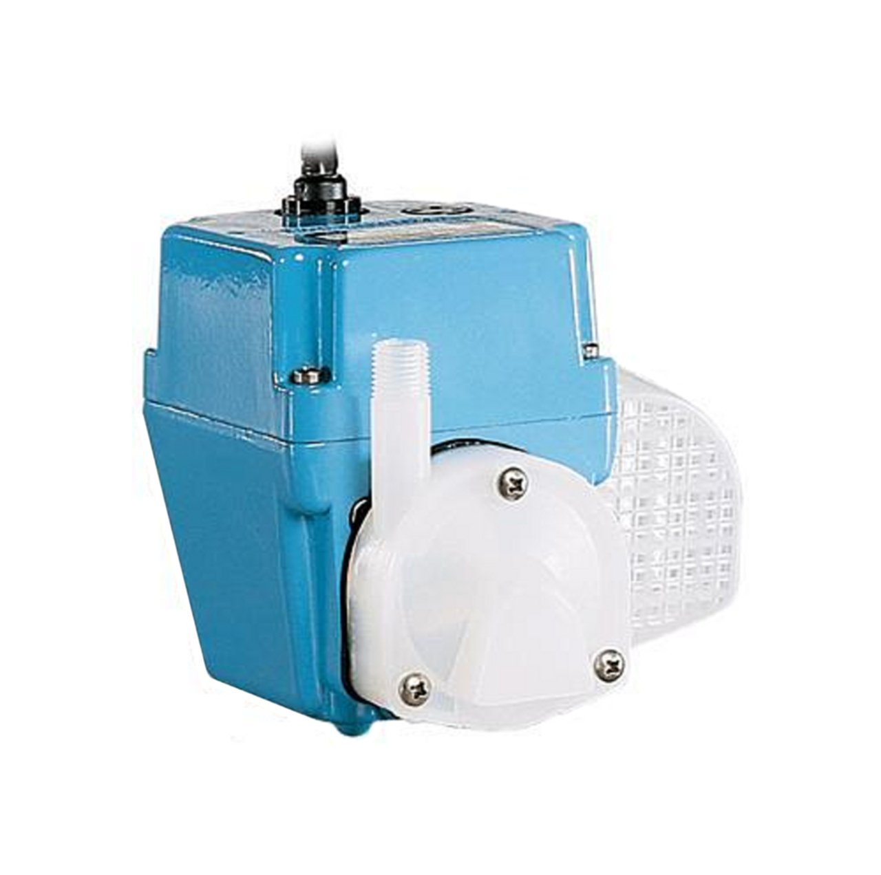 Little Giant 2E-N 502103 Permanently Lubricated Submersible Pump, 300 Gallons Per Hour