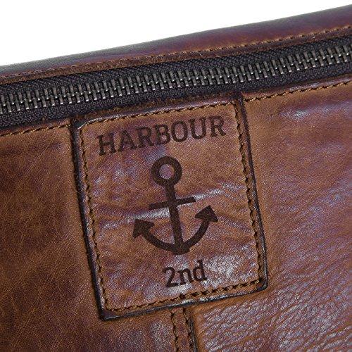 pour 2nd Harbour femme Pochette Noir qEdd4R