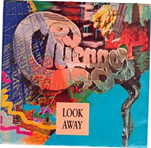 Chicago Chicago Look Away 45rpm Record Picture Sleeve