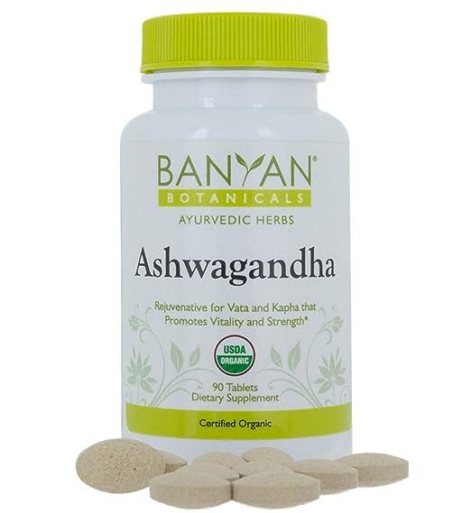 Banyan Botanicals Ashwagandha