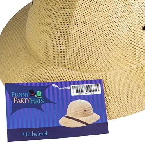Pith Hat Helmet by Funny Party Hats (Image #3)