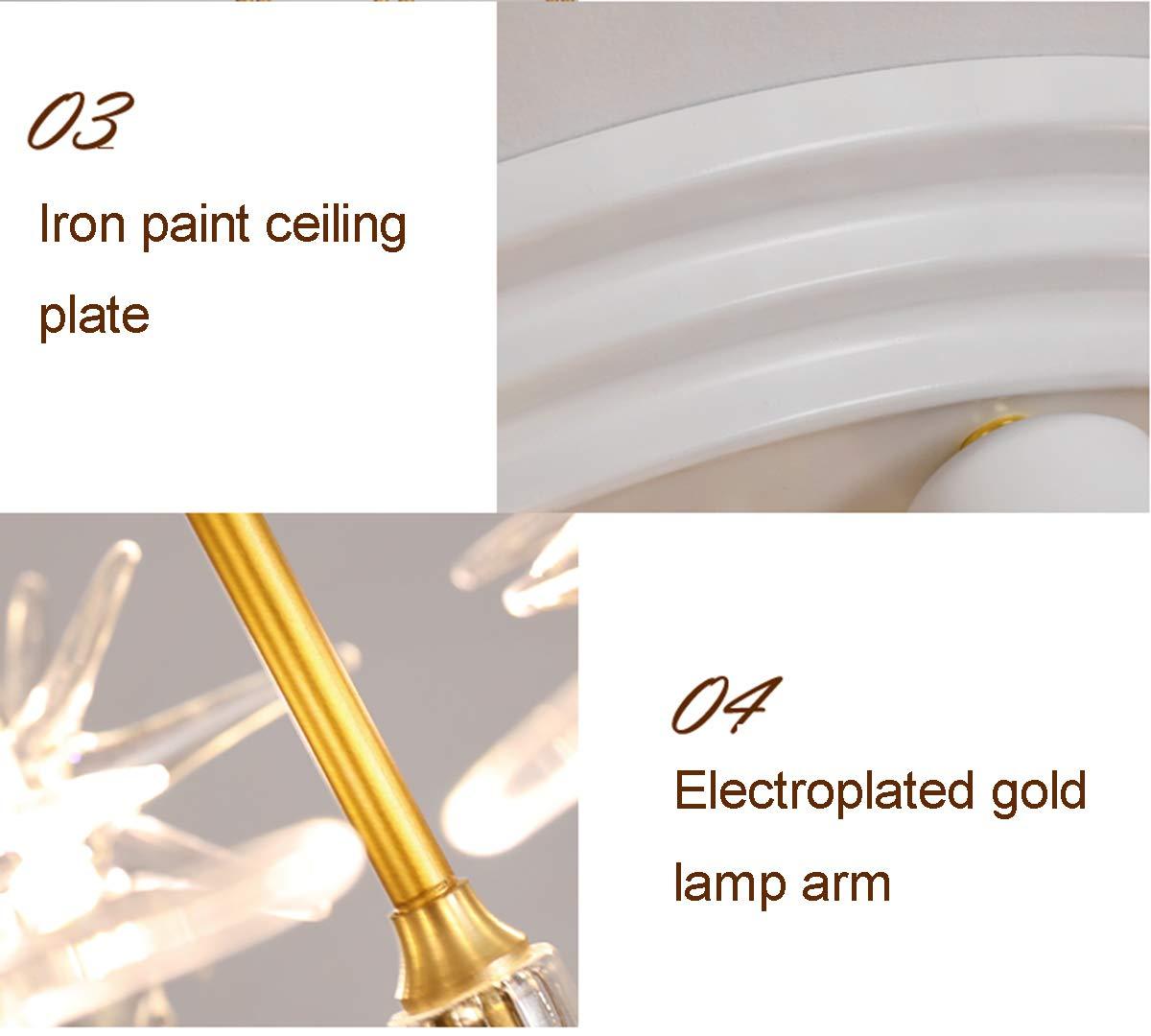 LED L/ámpara de Techo Lampara Infantil Moderno Simple Estilo Luz de Techo Unicornio de Dibujos Animados Personalidad La Moda Ni/ño Ni/ña Luz de Dormitorio Acrilico Iluminaci/ón Decoraci/ón,Blanco,G4