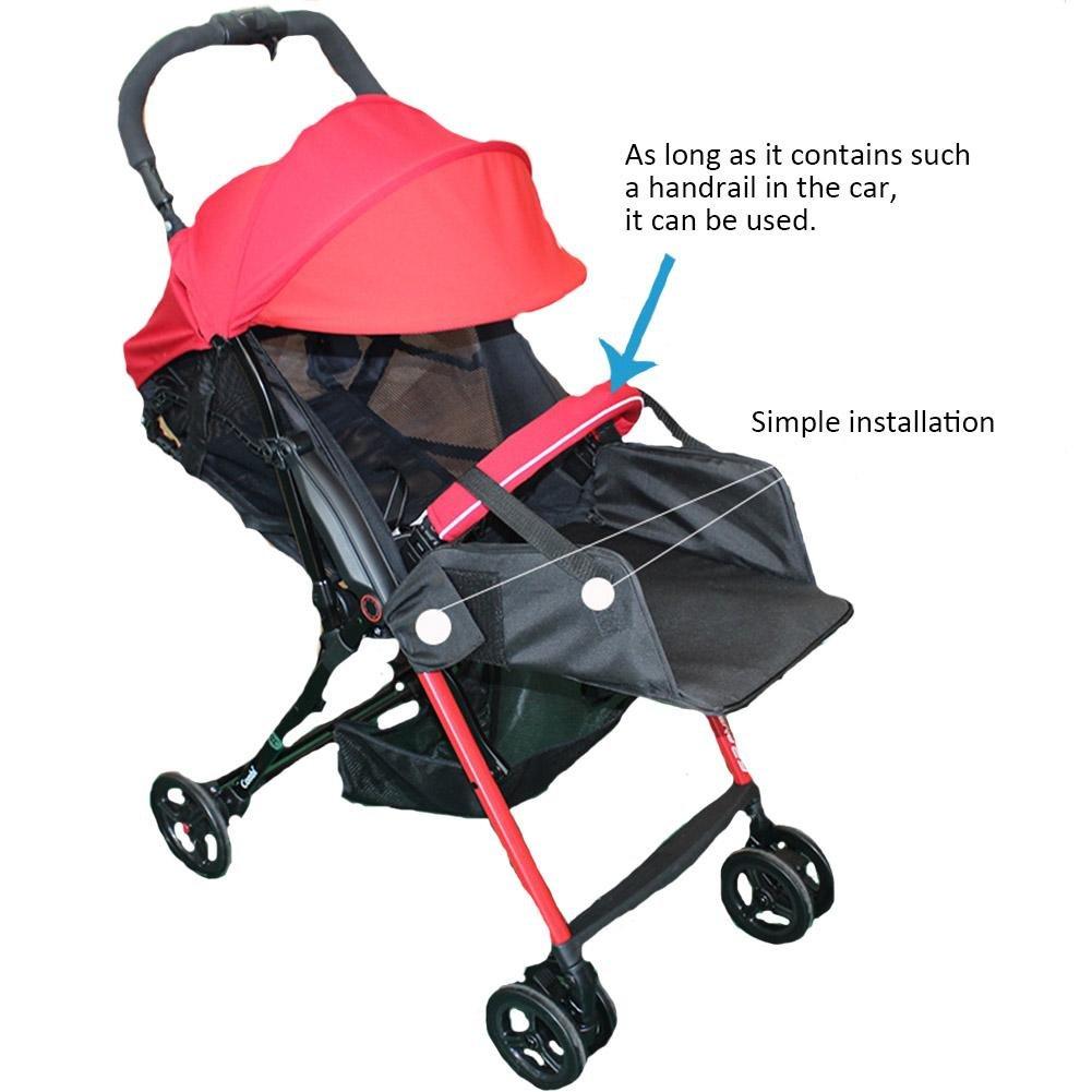 Babyzen Yoyo Yoya Baby - Pedal universal para reposapiés de bebé, con asiento extensible, tabla de pies para bebés - 34,3 cm: Amazon.es: Bebé