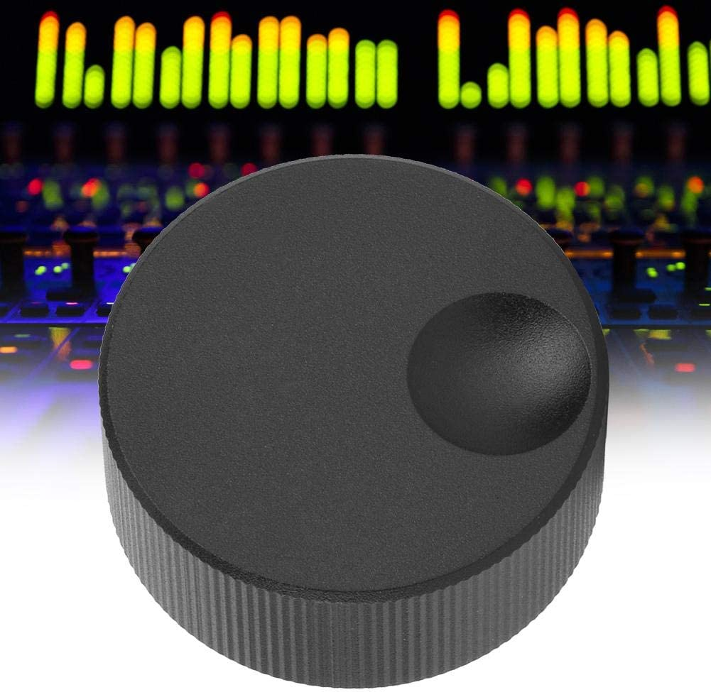 32x13mm Volume Control Knob Frosted Solid Aluminum Knob for 6mm Potentiometer