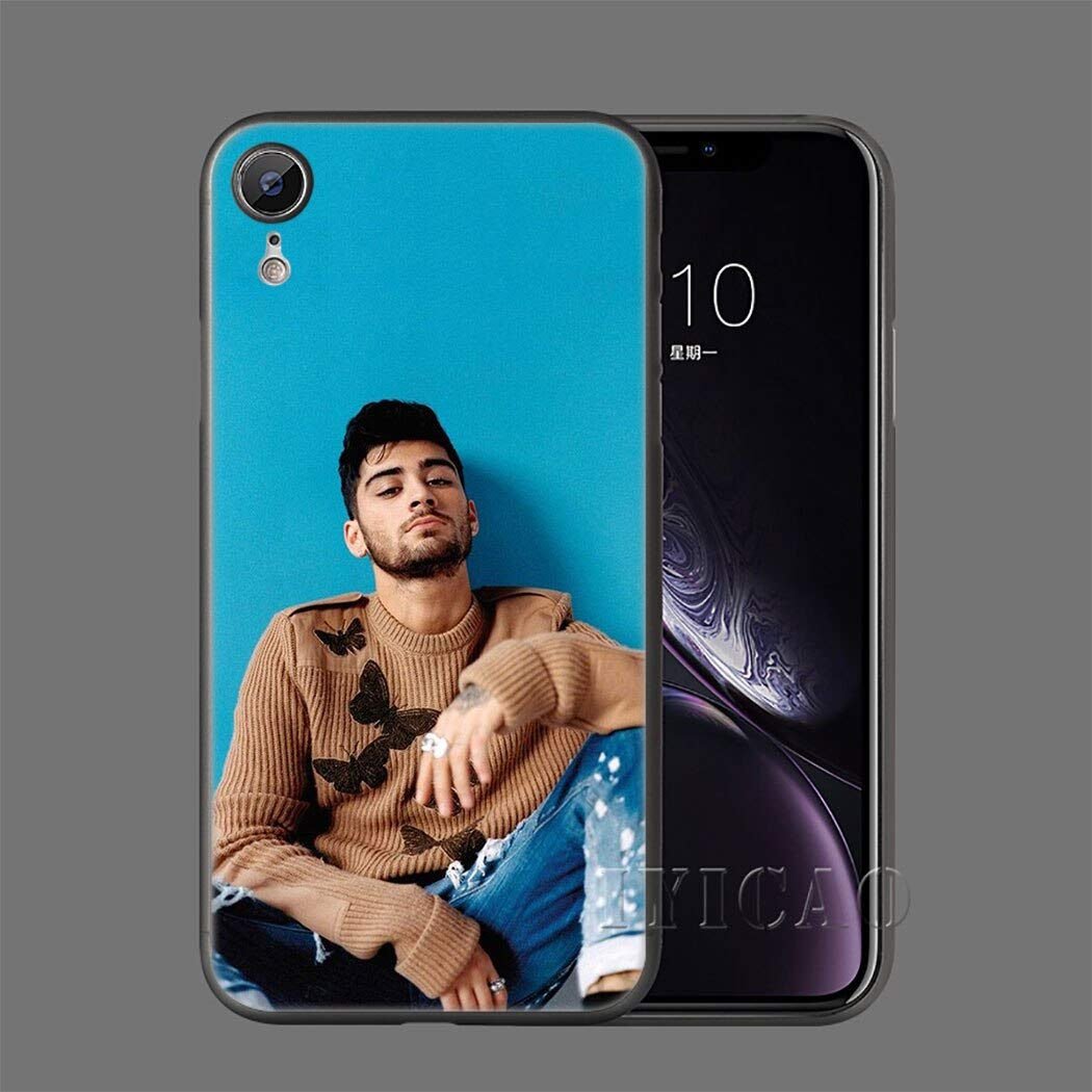 Plus Inspired by Zayn Malik Phone Case Compatible With Iphone 7 XR 6s Plus 6 X 8 9 Cases XS Max Clear Iphones Cases TPU Zyan 33055261261 Coloring Zyan By Let
