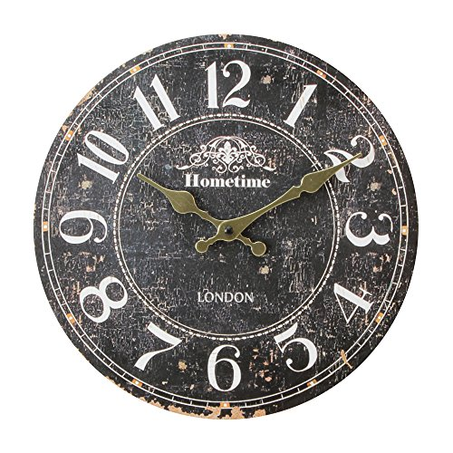 original-black-and-white-british-chalk-board-themed-wall-clock-by-haysom-interiors