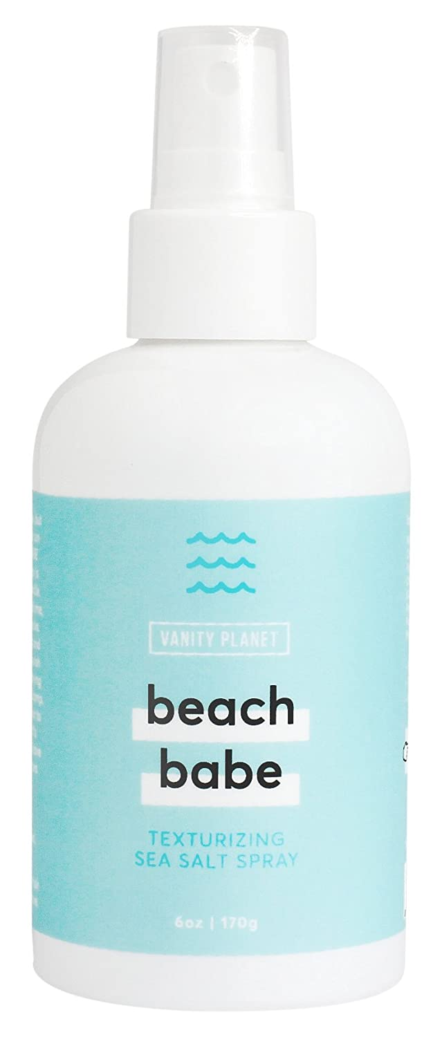 Vanity Planet Beach Babe Texturizing Sea Salt Spray, 1 Count VP76270-0000