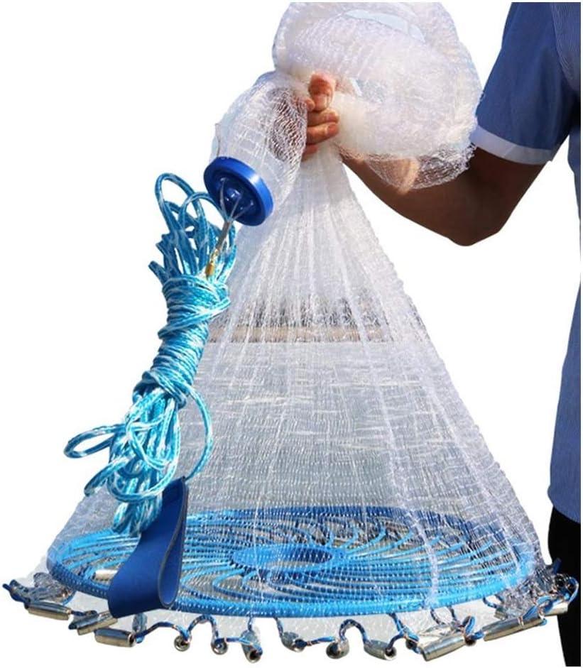 TengPeng Redes de Pesca Tirar Redes for lanzar Redes for Redes de ...