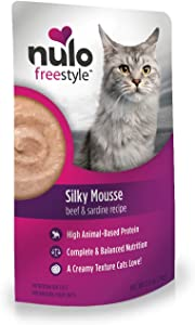 Nulo Freestyle Cat Silky Mousse Pouch