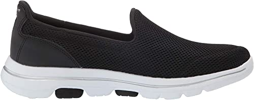 Skechers Go Walk 5, Zapatillas sin Cordones para Mujer