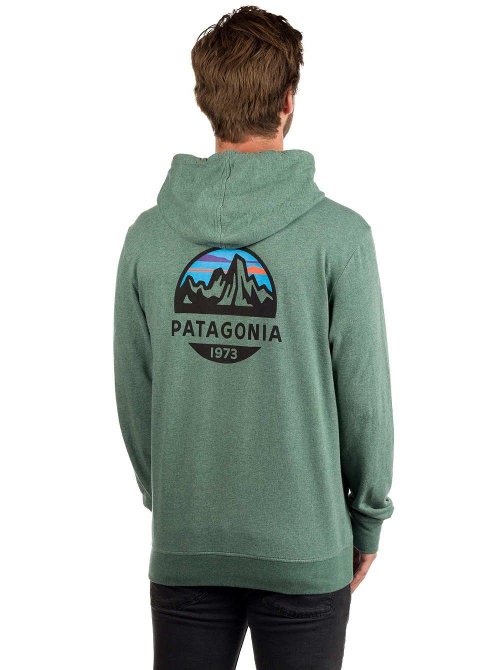 Patagonia M & 039;S Fitz Roy Scope LW Full-Zip für Fischerei, Sweatshirt