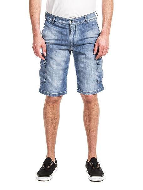 4a20ce7f05 Carrera Jeans - Bermudas Vaqueras para Hombre ES 52  Amazon.es  Ropa y  accesorios