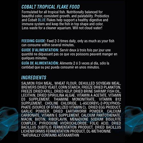 Image of Cobalt Aquatics Tropical Flake, 5 oz