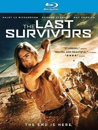 Amazon com: The Last Survivors [Blu-ray]: Haley Lu