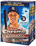 2017 Topps Chrome Baseball 8ct Blaster Box