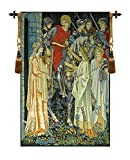 The Holy Grail Left Panel European Wallhanging