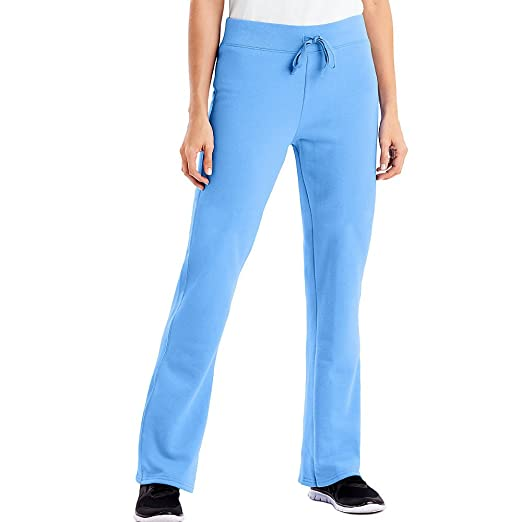 34dd3baeaeb23 Hanes W550 Ladies 8 oz. 80/20 Fleece Pants at Amazon Women's ...