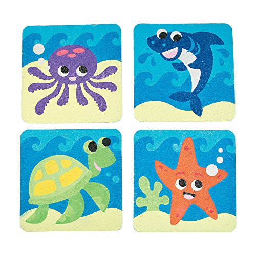 Extreme Ocean Sand Art Sticky Boards