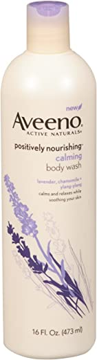 Product Name: Aveeno Active Naturals Positively Nourishing Calming Body Wash, Calming Lavender, Chamomile + Ylang Ylang 16 Fl Oz (473 Ml)