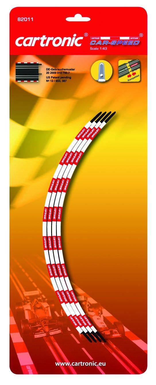 【本日特価】 カルトロニック4個1トラックルーピング90度レーストラック拡張 B00IHF2ZXU B00IHF2ZXU, 松江市:520a28cd --- a0267596.xsph.ru